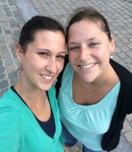 Annelies en Nieke