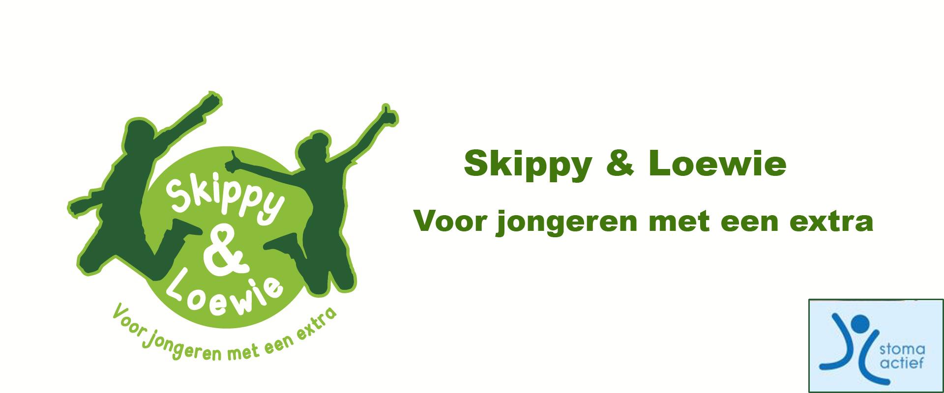 Skippy&Loewie, jongeren , stoma